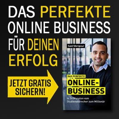 Online Marketing Business für Deinen Erfolg